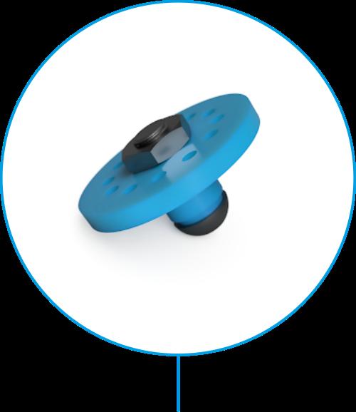 prosthetic 3D tool holder