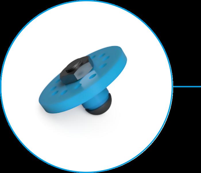 3D Tool holder prosthetic